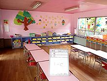 F幼稚園耐震補強工事